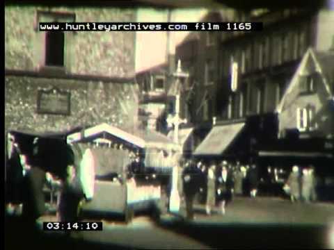 St Albans, 1930's - Film 1165