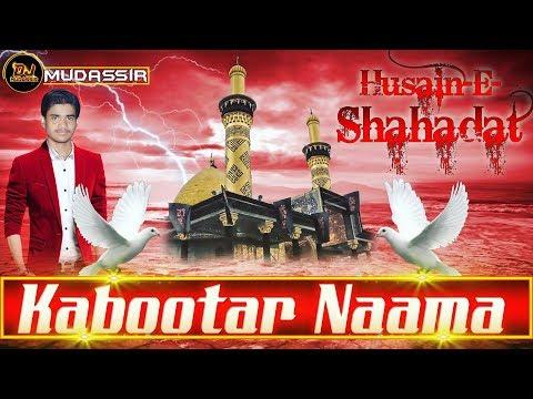 Kabutar Naama || Muharram Special Qawwali 2018 || Dj Mudassir Mixing