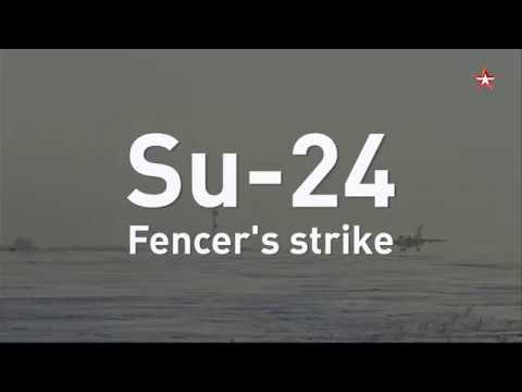 SU-24. Fencer's Strike