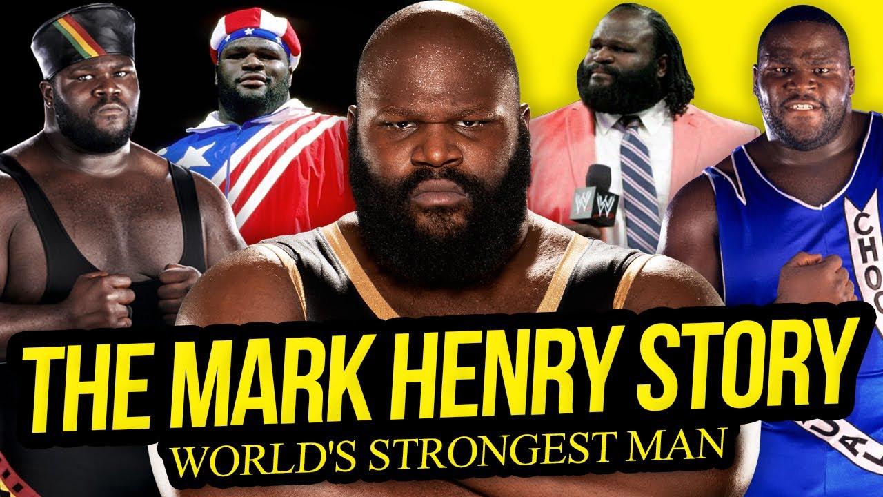WORLD'S STRONGEST MAN   The Mark Henry Story (Full Career Documentary)