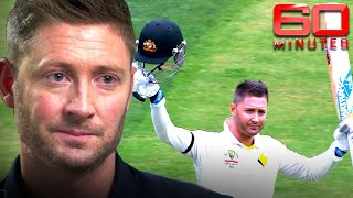 Australia's most controversial cricket captain Michael Clarke | 60 Minutes Australia