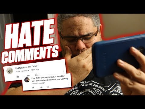 You Made Me Cry... (Reading Mean Comments)
