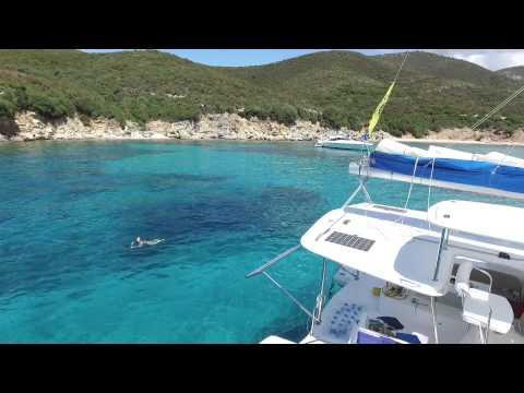 Flotilla - Ioinion Sea, Greece - 1st day (17/08/2015) - A
