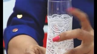 Сундучок идей ( выпуск 9) (Свадебные бокалы) (РИА Биробиджан)