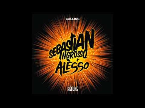 Sebastian Ingrosso & Alesso - Calling (Original Instrumental Mix)
