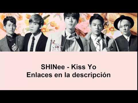 「Kiss Yo」SHINee [Sub español│Hiragana│Romaji]