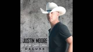 Justin Moore - Hell on a Highway Mp3