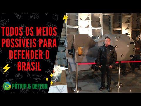 Brasil Deve Possuir Todos Os Meios de Defender A sua Soberania Nacional Entenda e Participe