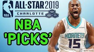 DRAFTKINGS NBA ALL STAR SHOWDOWN PICKS | DFS NBA PICKS STRATEGY