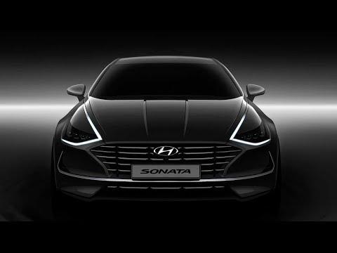 Hyundai Sonata 2020 primeras imagenes