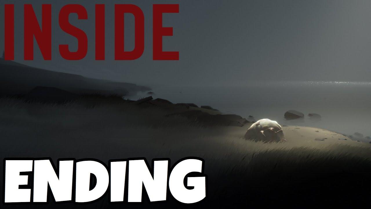 Inside Gameplay Walkthrough Part 8 - ENDING! (Let's Play Commentary)