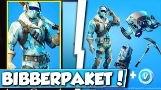 ❌NEUES DEEP FREEZE BUNDLE in FORTNITE IST DA!! 😱 - NEUES BIBBERPAKET in FORTNITE!!