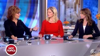 Panel Outraged Over TRUMP Secret Meeting W/Putin - The View