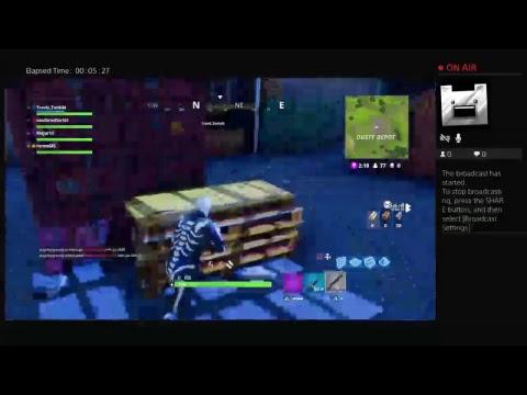 Reaper pickaxe and skeleton outfit fortnite battle royal youtube - Fortnite reaper ...