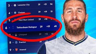 FIXING TOTTENHAM!! - FIFA 21 Career Mode (Mourinho Sacked😳)