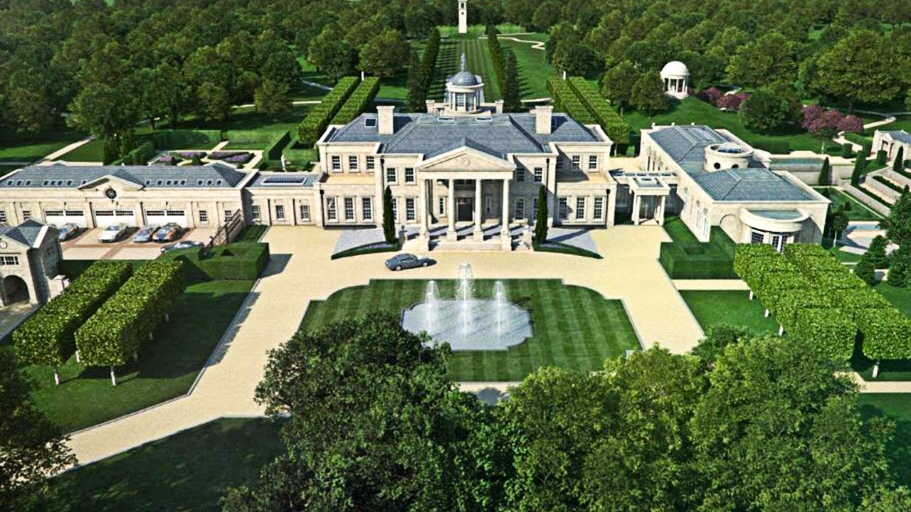 The UK's Most Expensive Home