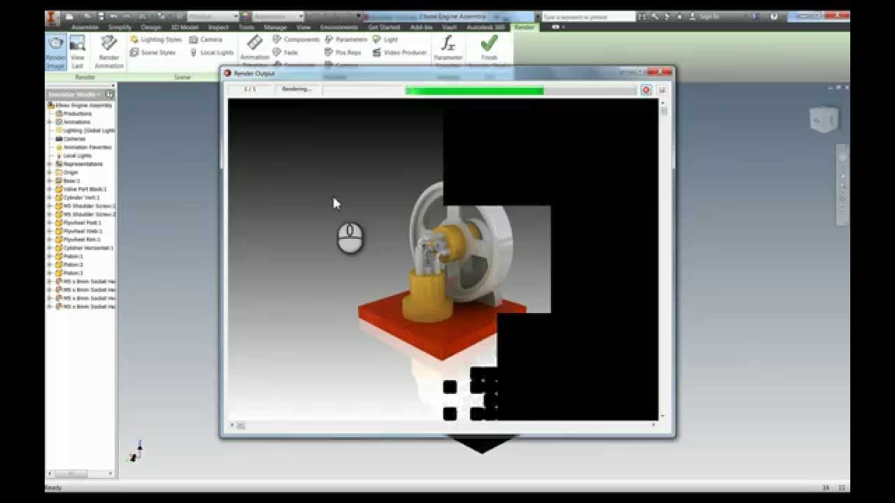 how to add image on planes in autodesk inventor