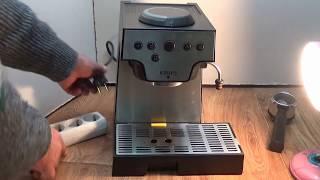Кофеварка Krups не включается