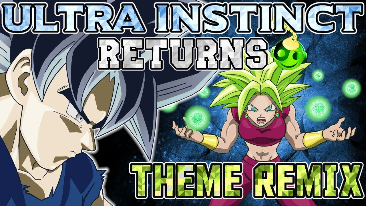 DRAGON BALL SUPER – Ultra Instinct Returns [Styzmask Remix]