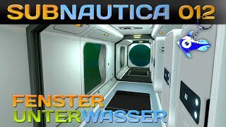 SUBNAUTICA [012] [Fenster unter Wasser] Let's Play Gameplay Deutsch German thumbnail
