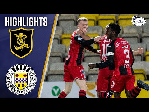 Livingston St Mirren Goals And Highlights