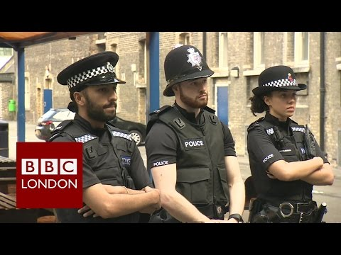 Graduate To Police Officer In Six Weeks - BBC London News