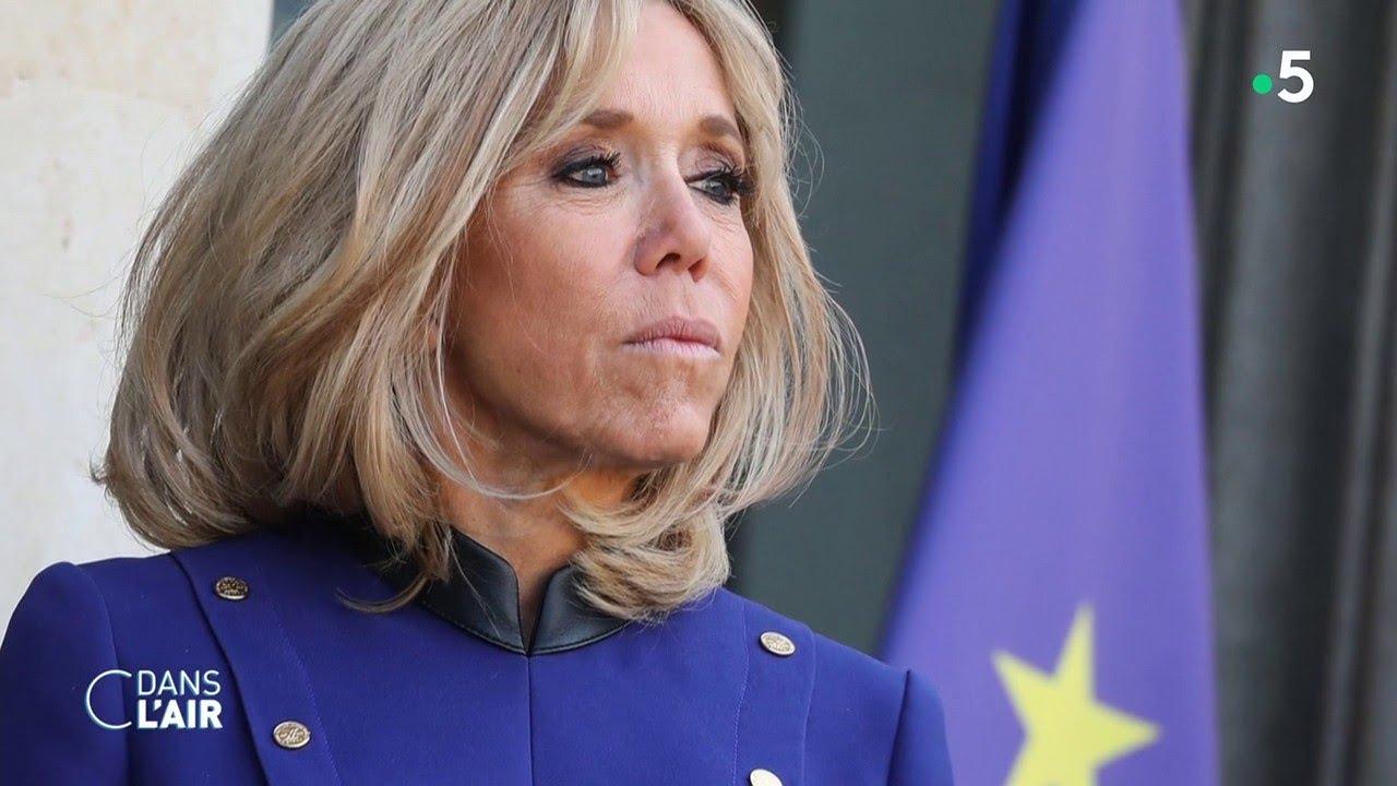 Download Quel rôle pour Brigitte Macron dans la campagne ? - reportage #cdanslair 16.10.2021