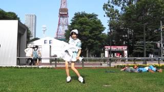 吉田凜音ちゃんに アッーウッウッイネイネを踊ってもらいました。 曲は...