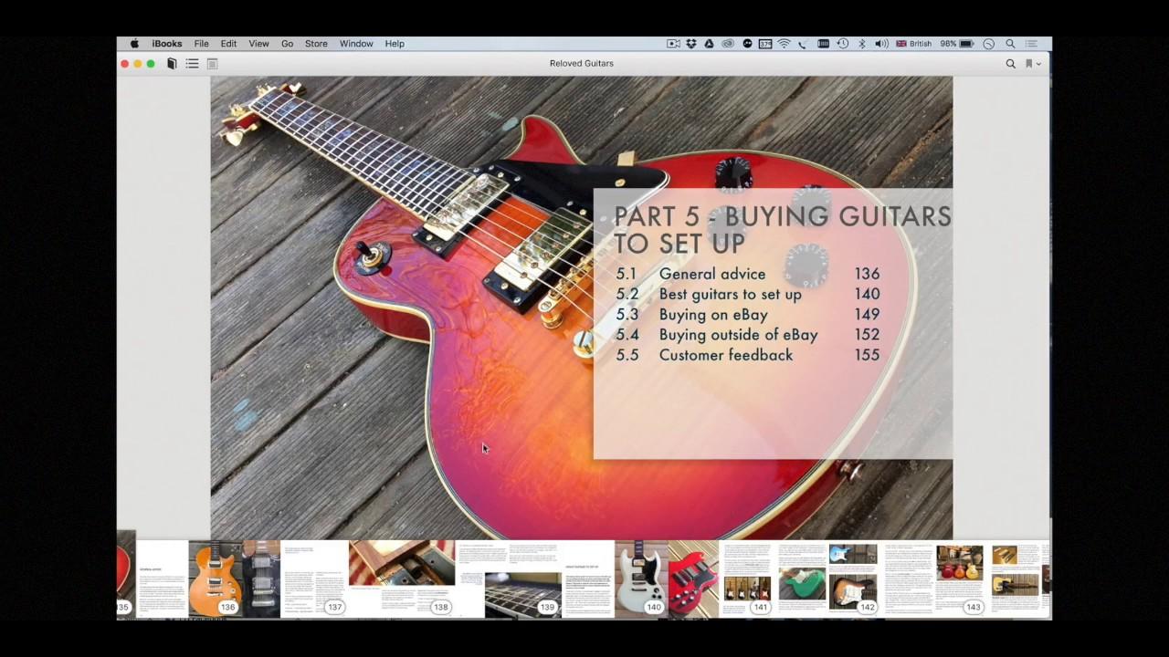 Acoustic Guitar Ebook
