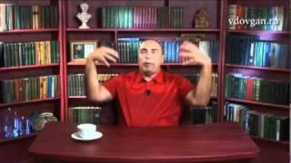 Как воспитать силу воли, характер, упорство? Видео урок от Владимира Довганя.