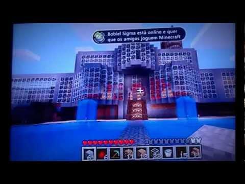 Mapa de aventura minecraft 1 7 2 1 6 4 pt br doovi for Casa moderna minecraft xbox 360
