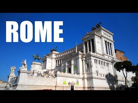 Rome, Italy: Exploring Ancient Roman Ruins