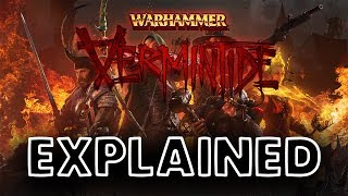 VERMINTIDE 1+2 EXPLAINED by an Australian - Entire Plot and Lore