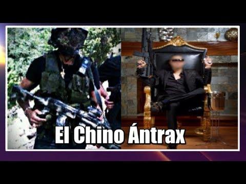 """El Chino Ántrax ;  Líder de """"Los Ántrax"""" al servicio del Cártel de Sinaloa"""