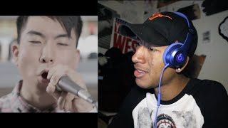 My reaction to TKO - Are You That Somebody - KRNFX (Beatbox Cover) ...