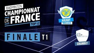 Top 12 2019 - Finale - Terrain 1