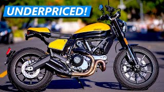 Top 7 BEST Modern Classic Motorcycles!