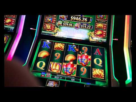 BIG BONUS WINS  - DaJi DaLi & Lightning Link Magic Pearl - Newcastle Casino- Oklahoma