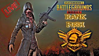 🔴[HINDI] LETS COMPLETE ALL ROYAL PASS MISSION LIVE PUBG MOBILE  🔴