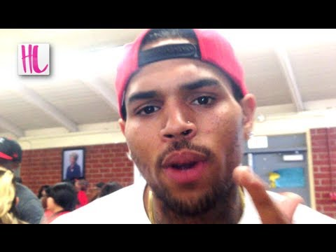 Chris Brown Talks Being Single From Rihanna & Karrueche Tran - Interview