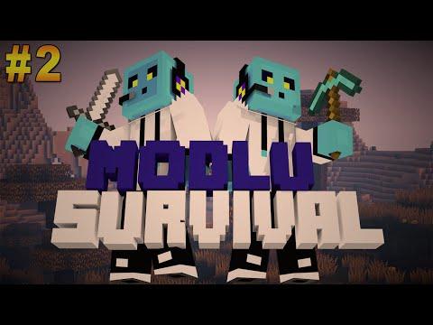Minecraft Modlu Survival Bölüm 2