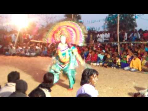 Adalat Mahato Chhou Dance at Sulungjuri....