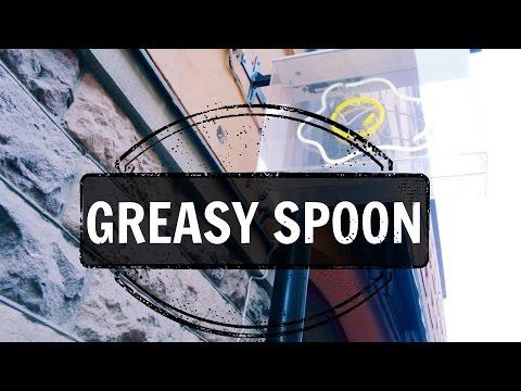 Greasy Spoon: hotspot in Södermalm, Stockholm