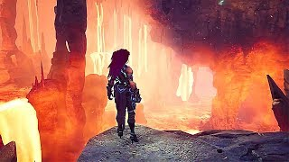 Darksiders 3 - Official Gameplay Trailer (2018) PS4/Xbox One/PC