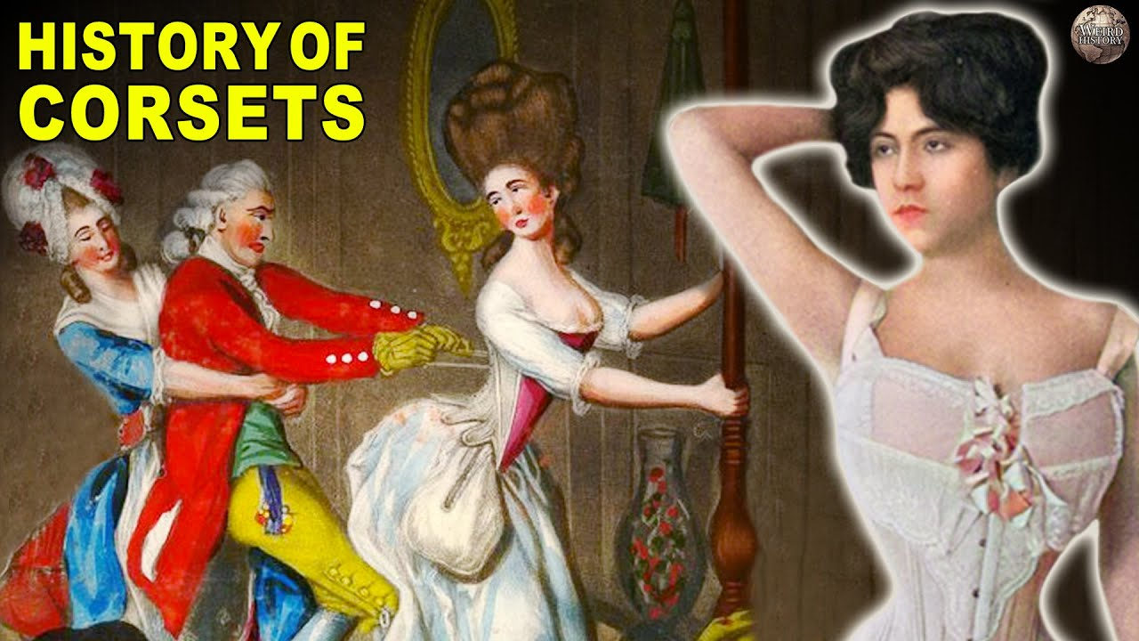 The History Of the Corset