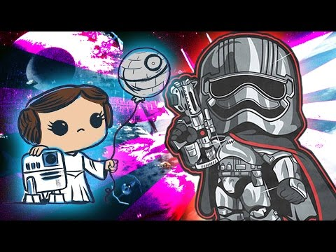 EXCLUSIVE Funko Pop! Star Wars Tees! - Toy Pizza (Ep. 97)