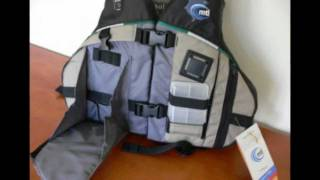 Airkayaks.com: The Mti Solaris F Spec Fishing Pfd Life Vest With Multi Storage