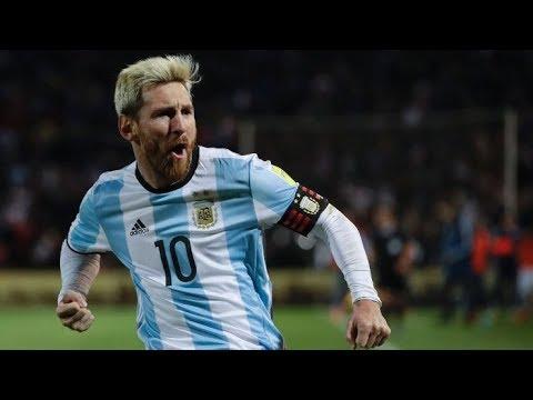 Messi & Argentina ---ROAD TO RUSSIA ---MOVIE
