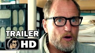 WILSON - Official Trailer #2 (2017) Woody Harrelson Comedy Movie HD
