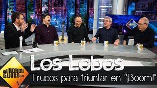 'Los Lobos' desvelan sus trucos para triunfar en '¡Boom!' - El Hormiguero 3.0